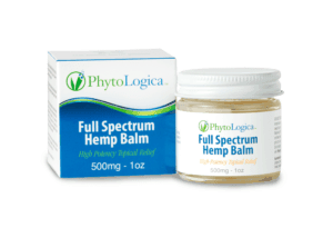the best full spectrum hemp balm